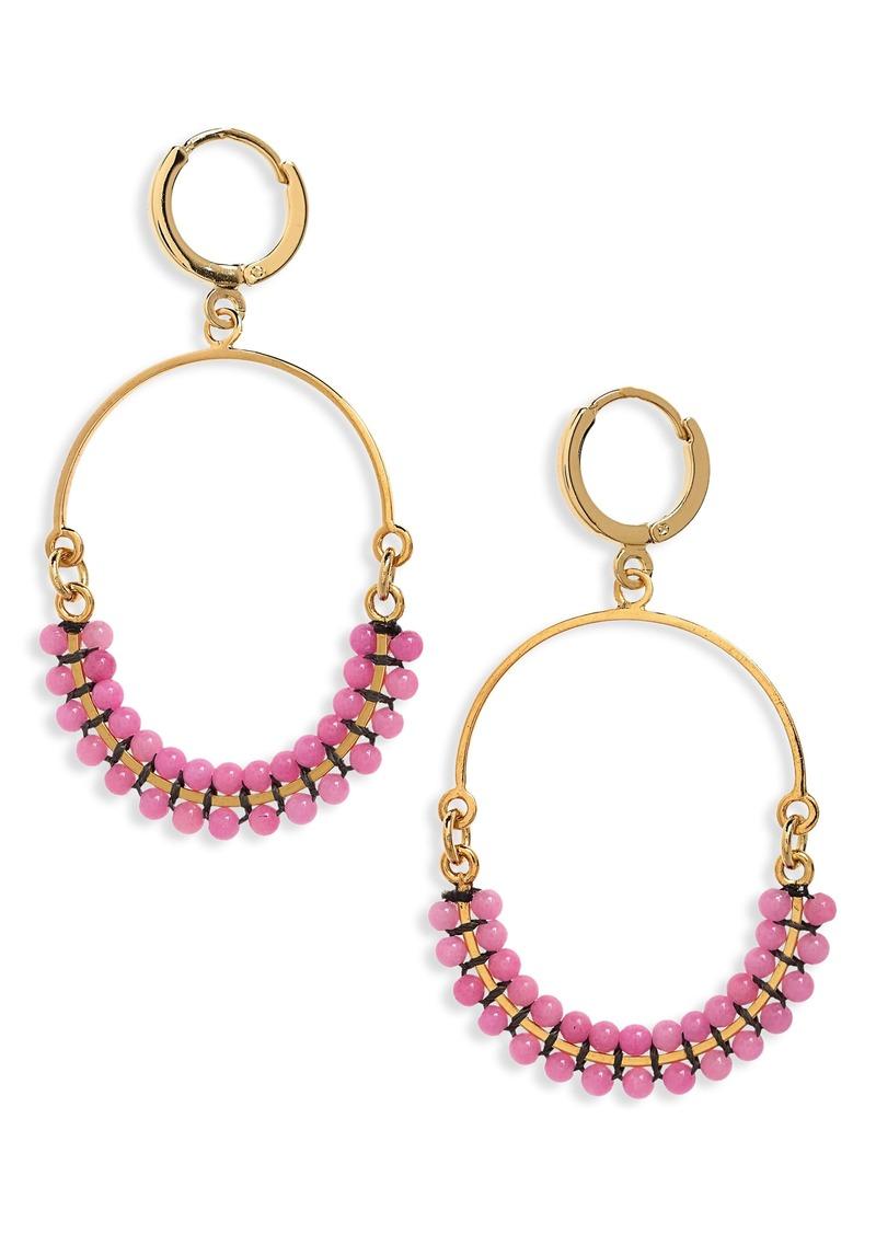 Isabel Marant Tropical Earrings