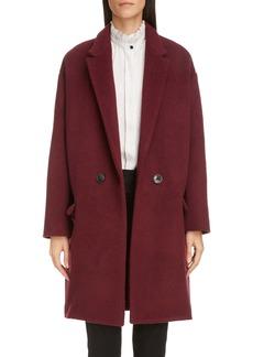 Isabel Marant Virgin Wool & Cashmere Blend Coat