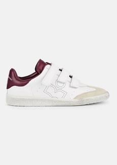 Isabel Marant Women's Beth Leather Sneakers