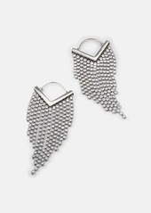 Isabel Marant Women's Boucle D'oreill Crystal Chandelier Earrings
