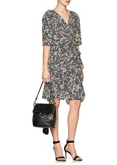 2acee4d095 Isabel Marant Isabel Marant Women's Brodie Floral Silk-Blend Dress ...