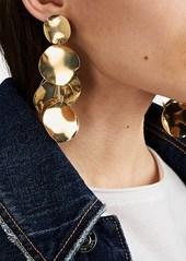 Isabel Marant Women's Circle Drop Earrings - Gold