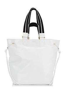 Isabel Marant Women's Doogan Leather Shopper Tote Bag