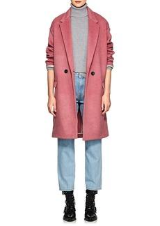 Isabel Marant Women's Filipo Wool-Blend Felt Coat