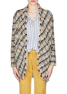 Isabel Marant Women's Ipso Wool Bouclé Tweed Jacket