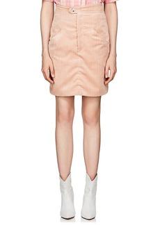 Isabel Marant Women's Marsh Corduroy Miniskirt