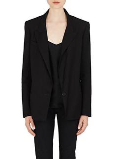 Isabel Marant Women's Riane Linen-Blend Double-Breasted Jacket