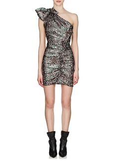 Isabel Marant Women's Synee Metallic Jacquard Dress