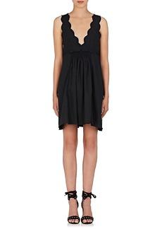 Isabel Marant Women's Wilby Cotton Babydoll Dress