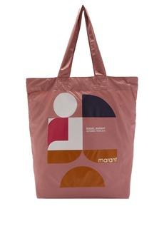 Isabel Marant Woom nylon tote bag