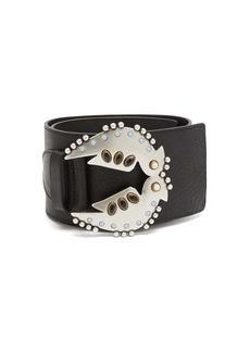 Isabel Marant Yona studded leather belt
