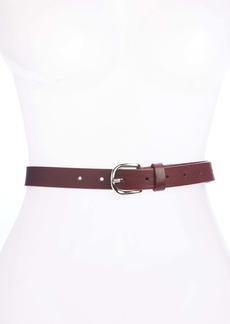 Isabel Marant Zap Leather Belt