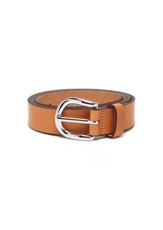 Isabel Marant Zap skinny leather waist belt