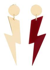 Isabel Marant Ziggy Mismatch Drop Earrings
