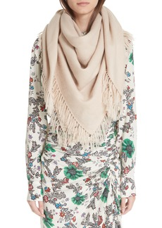 Isabel Marant Zila Cashmere & Wool Scarf