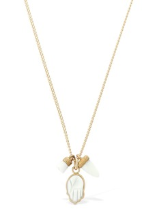 Isabel Marant Its All Right Charm Necklace
