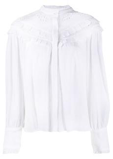 Isabel Marant Izae broderie blouse