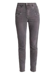 Isabel Marant Jamie High Waist Skinny Jeans