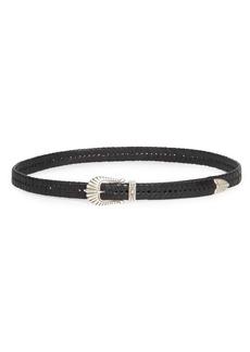 Isabel Marant Jigoo Leather Belt