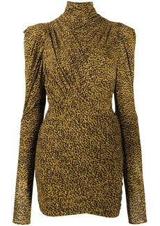 Isabel Marant Jisola fitted dress