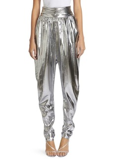 Isabel Marant Kariam Metallic Pants