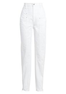 Isabel Marant Kelissa High-Rise Jeans