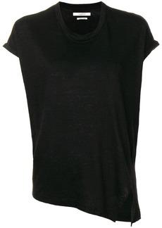 Isabel Marant Kella asymmetric T-shirt