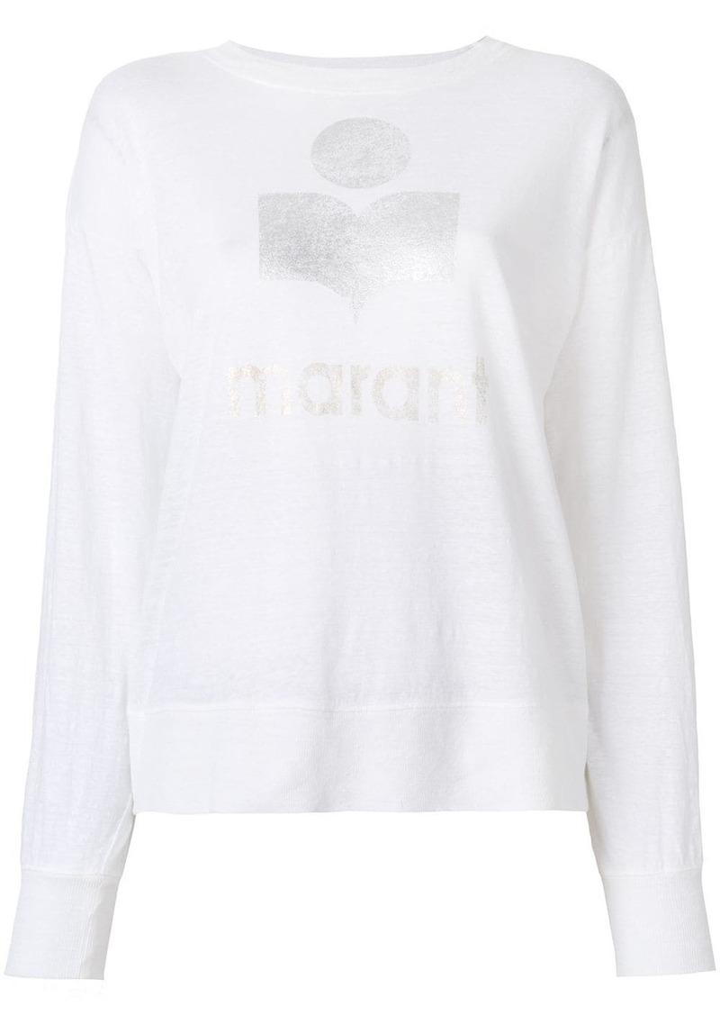 Isabel Marant Kilsen long sleeve T-shirt