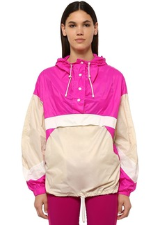 Isabel Marant Kizzy Nylon Track Jacket