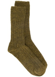 Isabel Marant knitted mid-calf length socks