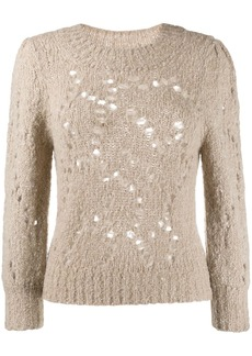 Isabel Marant knitted sweatshirt
