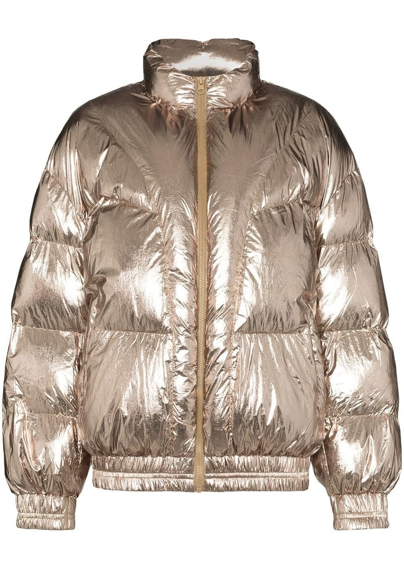 Isabel Marant Kresten zip-up puffer coat