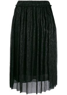 Isabel Marant layered midi skirt