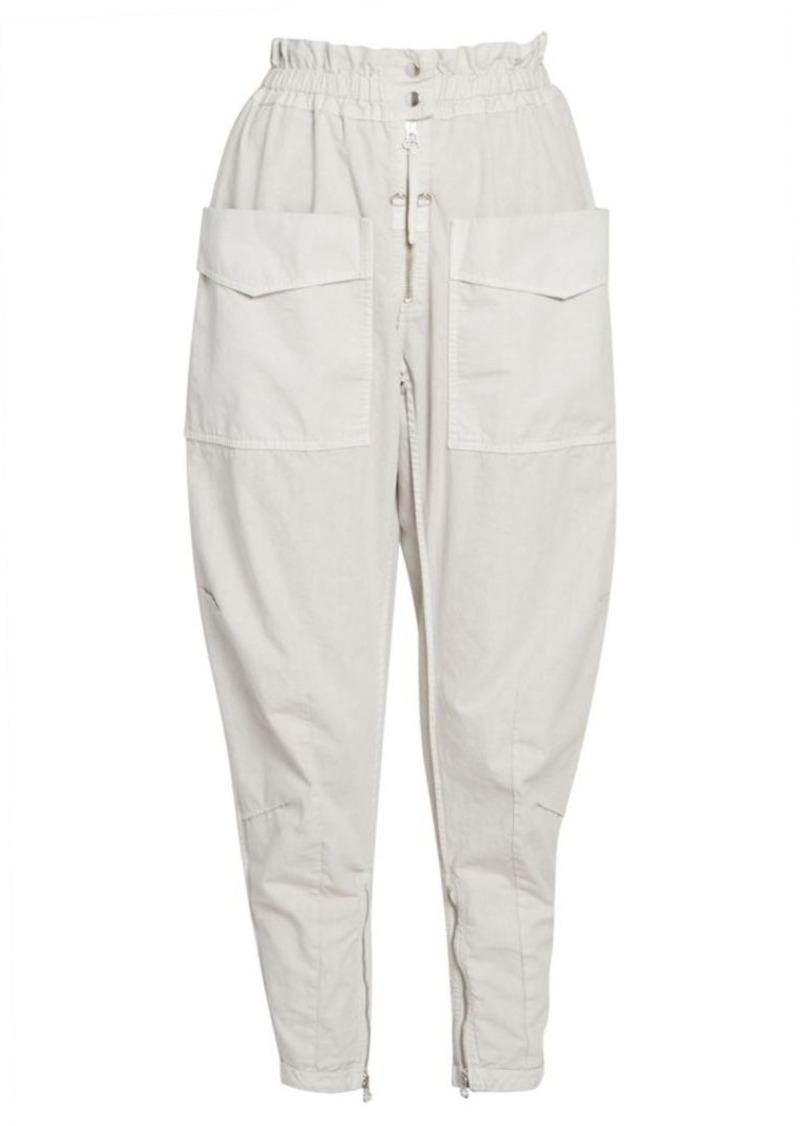 Isabel Marant Lecia Cargo Pants