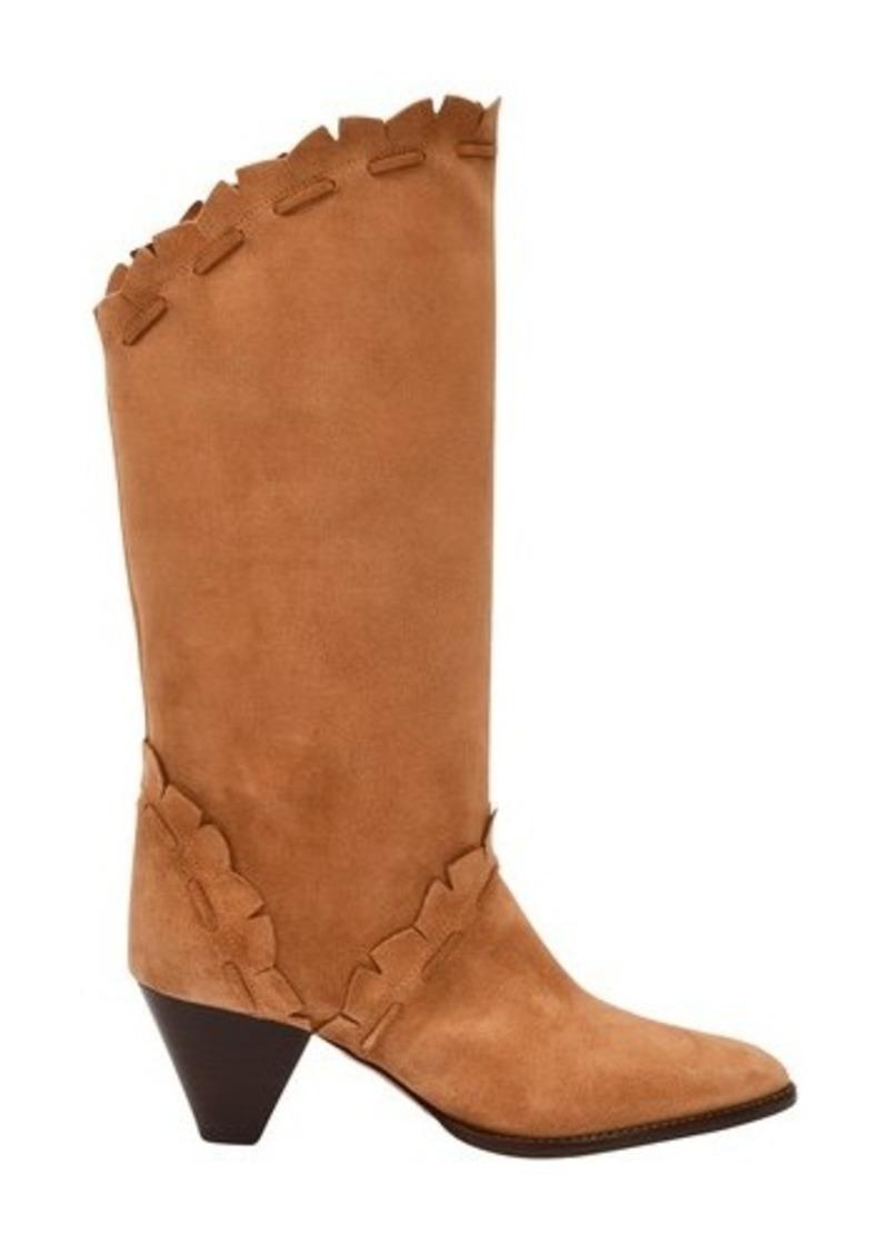 Leesta heeled boots
