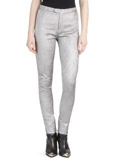 Isabel Marant Lenton Silver Pants