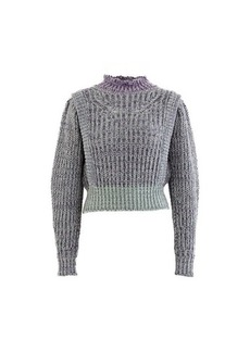 Isabel Marant Lexie Roll-neck jumper