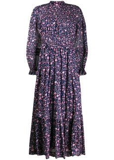 Isabel Marant Likoya floral print dress