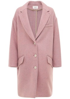Isabel Marant Limi Wool Blend Short Coat