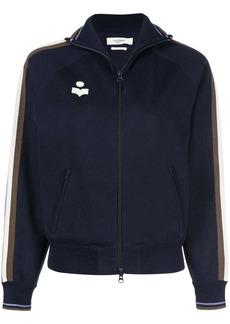 Isabel Marant logo track jacket