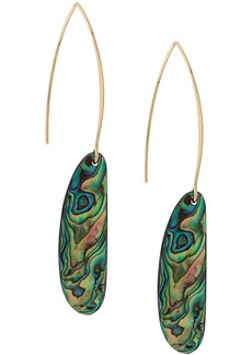 Isabel Marant long drape earrings