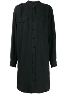 Isabel Marant long sleeve shirt dress