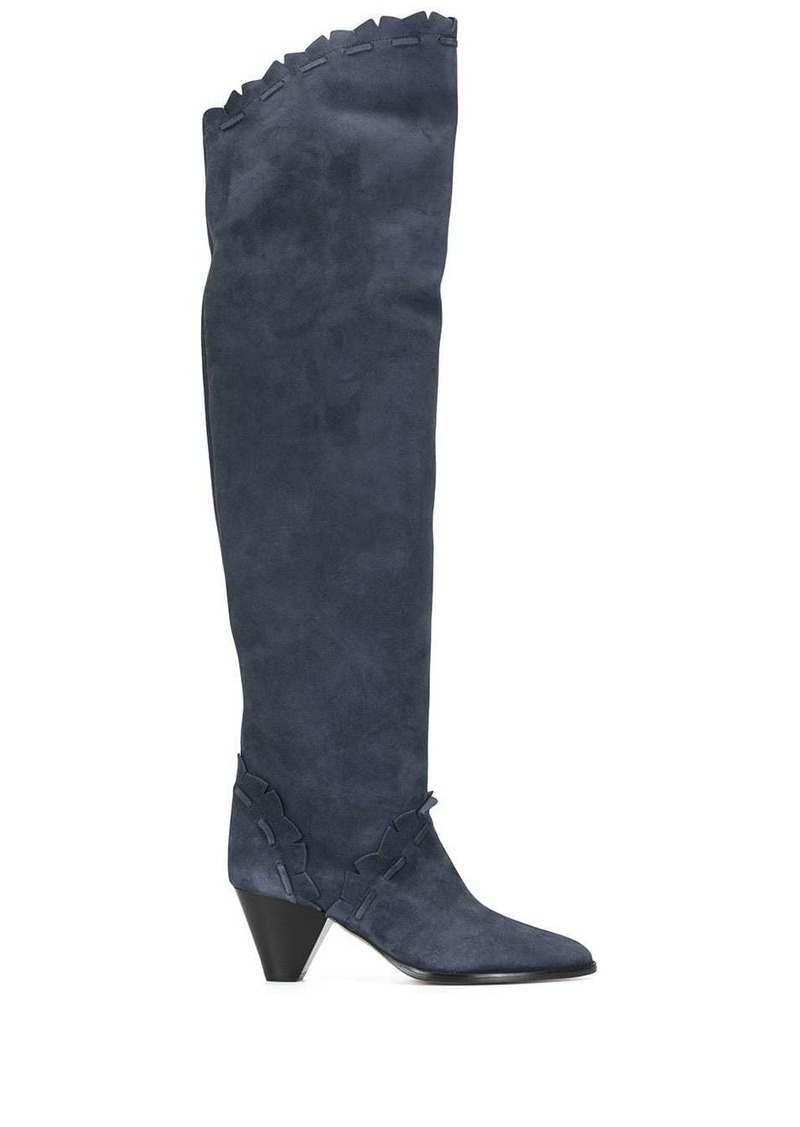 Luis thigh-high 60mm boots