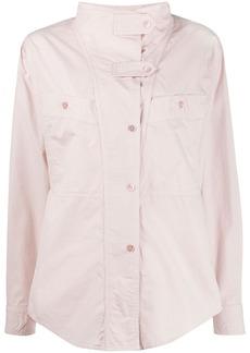 Isabel Marant Mahonia long-sleeve shirt