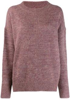 Isabel Marant Mander fluffy knit sweater