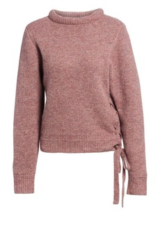 Isabel Marant Marcy Lace-Up Detail Sweater