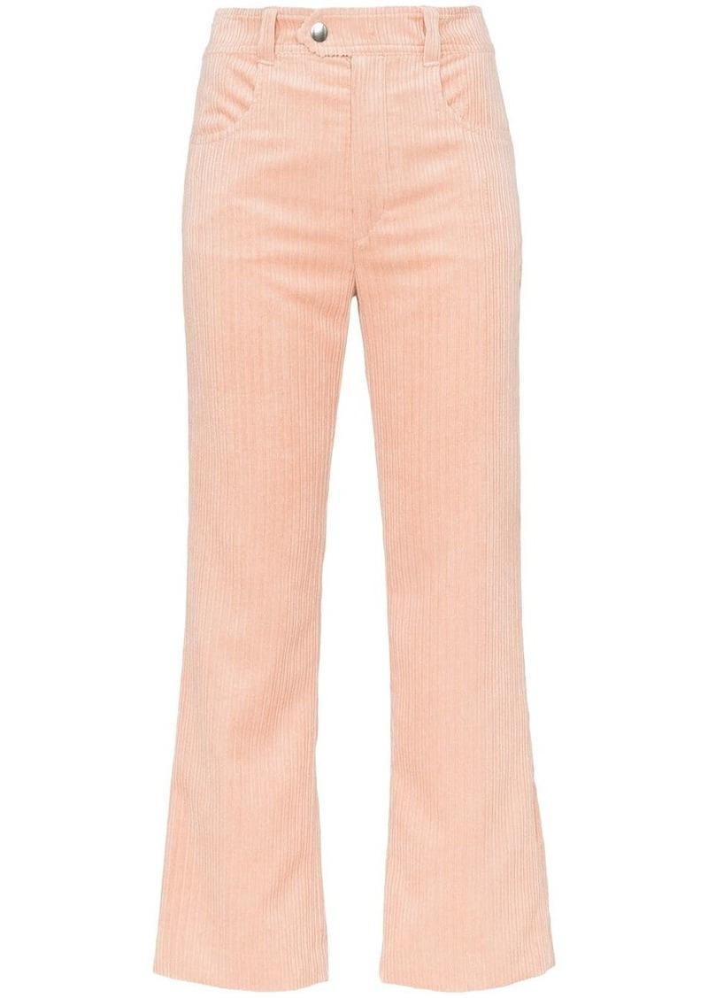 Isabel Marant meero corduroy trousers