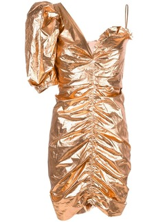 Isabel Marant metallic Talma dress