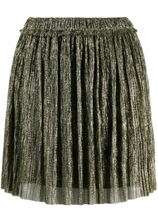 Isabel Marant micro pleated mini skirt