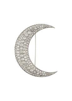 Isabel Marant Moon embellished brooch